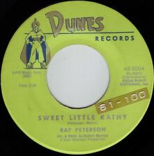 RAY PETERSON Sweet Little Kathy ((**NM 45 from 1961**))