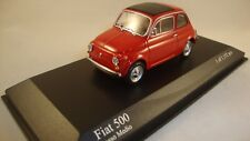 Minichamps 400121602 Fiat 500 - 1965 - red  1:43