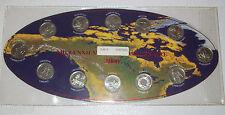 Canada Millennium 2000 Quarter 25c