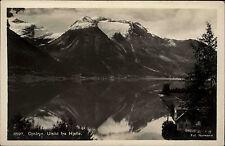 Opstryn Norwegen Norge Sogn Og Fjordane AK ~1930 Utsikt fra Hjelle Berge Fjord