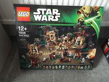 """Lego Star Wars """"Le village Ewok"""" (10236) !"""