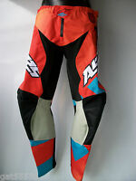 NEW ALPINESTARS MOTOCROSS ENDURO PANTS ALL SIZES TROUSERS ORANGE XCF SX SXF EXCF