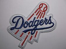 """Los Angeles Dodgers Embroidered PATCH~3 1/2"""" x 3 1/2""""~Iron Sew On~MLB~Ships FREE"""