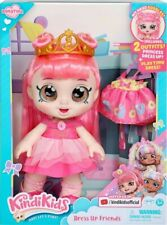 NEW Kindi Kids S3 Dress Up Doll Single Pack - Donatina from Mr Toys