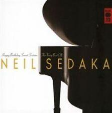 Happy Birthday Sweet Sixteen The Best of Neil Sedaka 5014797670587 CD