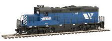 Pista h0-US diesellok gp9m Montana Rail Link -- 119 nuevo
