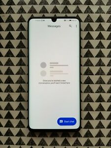Genuine Huawei P30 PRO VOG-L09 BLACK Lcd Display Touch Screen Digitizer Frame