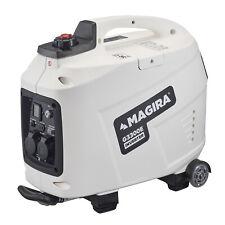 MAGIRA Generator Inverter Stromerzeuger 3300W E-Start Notstromaggregat Benzin