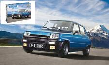 Renault 5 GT Turbo utilisé Siège Avant en Plastique Fixation Clips intact de montage Arrière pr