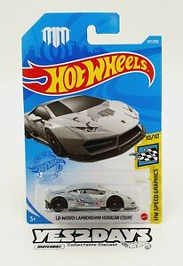 2021 Hot Wheels LB-WORKS LAMBORGHINI HURACAN COUPE Mad Mike   HW SPEED GRAPHIC