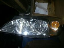 Pontiac 05-09 G6 Head Light Lamp Assembly LH Drivers Side