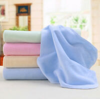 Baby Face Washers Hand Towels Velvet Wash Colorful Cloth Gifts Baby Bath Towels