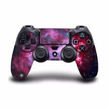 PlayStation 3 4 Pro Slim Controller skins sticker decal space galaxy star PLR013