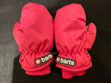 Barts Childrens Mitts - Pink