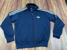 2009 MLS Soccer All-Star Men's Adidas Trefoil Blue Track Jacket - Medium