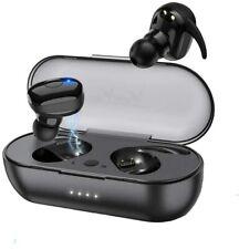 Wireless Earbud Bluetooth Earphone Headset With Mic Plus Charging Box Waterproof