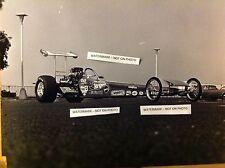 Tom Mongoose McEwen 8x10 dragster Nhra Circa 1972 top fuel