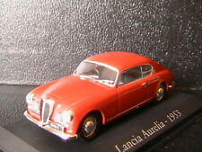 LANCIA AURELIA 1953 RED RBA COLLECTABLES 1/43 BOITIER BLISTER ROUGE ROSSO ROUGE