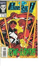Marvel Comics.The Punisher 2099.  # 6. July 93.  Near Mint to Mint Condition