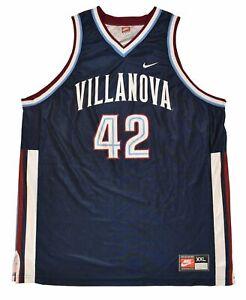 Vintage 90s Nike Villanova Wildcats Jason Lawson Jersey Size XX-Large