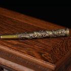 Brass Vintage Cigarette Holder Dragon Pattern Filter Pipe Cigarette Holder