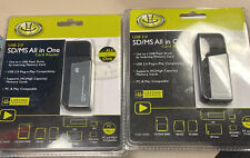 Lot 2 Gear Hear Usb 2.0 Sd/Ms All In one Reader Cr6900