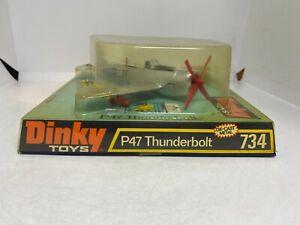 Dinky Toys 734 P47 Thunderbolt Boxed