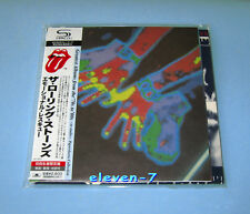 Rolling Stones Emotional Rescue JAPAN mini lp CD SHM brand new & still sealed
