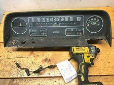 64 65 66 Chevy Chevrolet Truck C10 C20 C30 TACHOMETER instrument cluster gauge