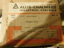SIEMENS ALLIS CHALMERS 3ZA4043-8AP00  OVERLOAD RELAY 45-80 AMPS