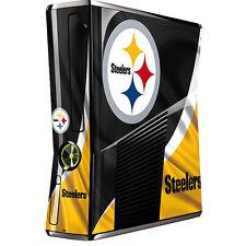 Pittsburgh Steelers Microsoft Xbox 360 Slim (2010) Skin