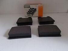 plaquettes de frein avant porsche 911 ford taunus  FVR84 FDB11 606027 0986460111
