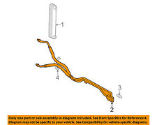 GM OEM OIL COOLER-Pipe Assembly 15203890
