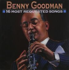 Benny Goodman - 16 Most Requested Songs [Australian Import] (Audio CD) 1993 NEW