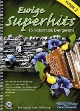 Steirische Harmonika GRIFFSCHRIFT : Ewige Superhits 2 m CD - GRIFFSCHRIFT leMi-M