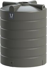 Urban Poly 2000LT Round Rain Water Tank - Delivery to Most of Victoria