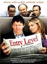 Entry Level (DVD, 2008) D.B. Sweeney Missi Pyle, Taylor Negron, Cedric Yarbrough