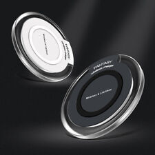 Qi Wireless Charger Pad Fast Charging Dock For iPhone X 8 Galaxy Note 8 S8 S9 S7