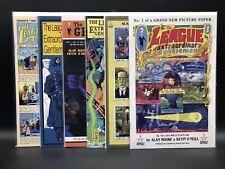 League of Extraordinary Gentlemen V. 1 #'s 1-6 (Abc 1999) Complete Set A. Moore