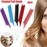 Highlight Comb Hair Combs Hair Salon Dye Comb Separate Parting Tool Hair Styling