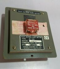 Inmarsat-B Telex Distress Altert Button IB-350 Furuno Electric