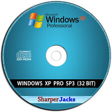 Windows XP Professional 32-Bit Install / Reinstall / Restore / Recovery / Repair