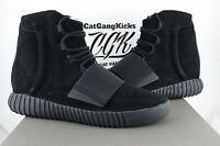 DS Adidas Yeezy Boost 750 Triple Black CBlack BB1839 Sz 8 10 11 Kanye West