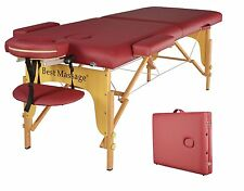 Professional Portable Massage Table For Therapists Therapy Students Home Use 888