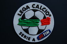 TOPPA SERIE A TIM PATCH BADGE ITALY LEAGUE LEGA CALCIO LEXTRA 2008-2010