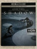 SHADOW (2019) - 4K Ultra HD UHD disc only (No Blu-ray & Digital Copy)