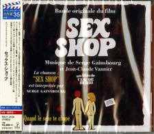 OST-SEX-SHOP / JE VOUS AIME-JAPAN CD E25