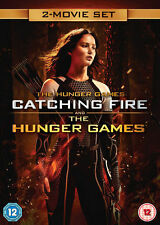 The Hunger Games/Hunger Games Catching Fire Dvd Boxset New & Factory Sealed
