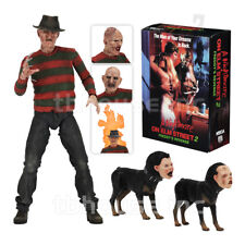 ULTIMATE FREDDY KRUEGER figure A NIGHTMARE ON ELM STREET 2 neca FREDDY'S REVENGE