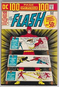 DC 100 Page Super Spectacular #DC-22 F+ 6.5 Flash Captain Cold 100 Pages!